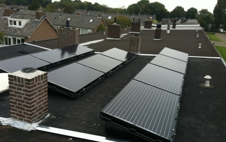 zonnepanelen in Den Bosch