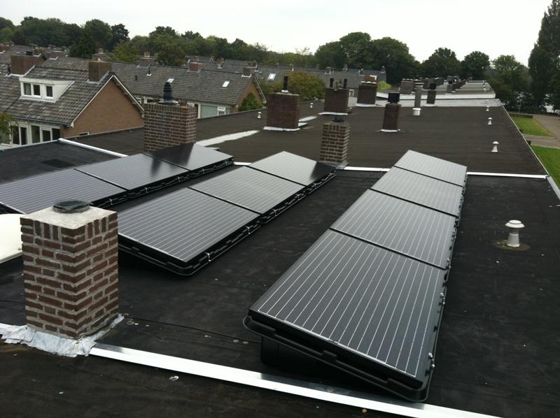 zonnepanelen in Den Bosch